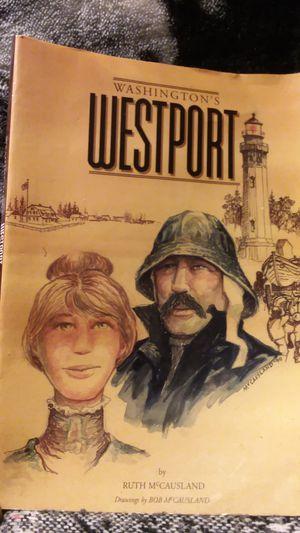 Washington's Westport by ruth mccausland for Sale in Aberdeen, WA