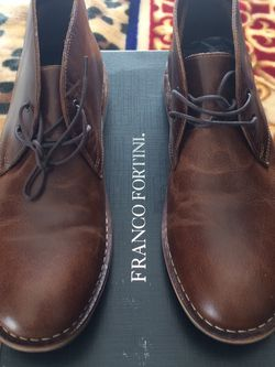 Real Leather Boots New for Sale in Cary,  NC