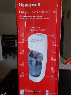 Honeywell brand new humidifier for Sale in Alexandria, VA