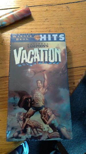 Vacation VHS for Sale in Pine, CO