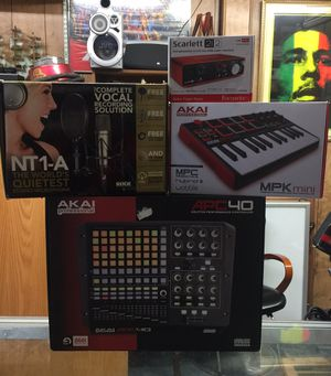 Studio Equipment Bundle for Sale in Glen Ridge, NJ