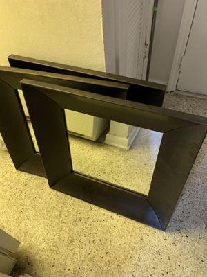 3 wall mirrors for Sale in Miami, FL