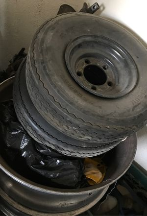 5.70-8 Trailer tires for Sale in Westminster, CO