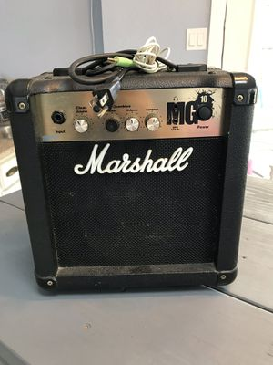 Marshal MG10 mini amp for Sale in Flower Mound, TX