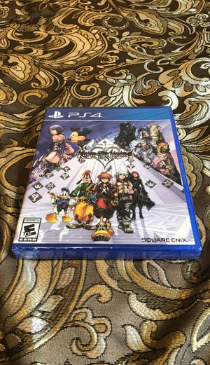 Kingdom Hearts HD 2.8 for Sale in Coral Springs, FL