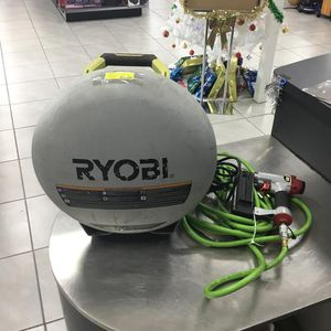 Ryobi Air Compressor- comes with hose for Sale in Okeechobee, FL