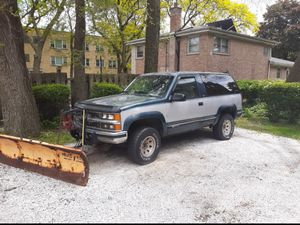 94' Chevy Blazer for Sale in Markham, IL