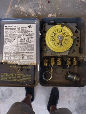 Model T103 Time swith clock for Sale in Phoenix, AZ