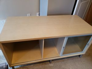 Ikea TV stand/entertainment center for Sale in Bothell, WA