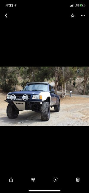 2002 ford ranger XLT for Sale in Whittier, CA
