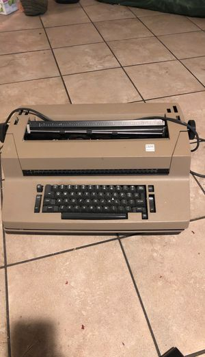 Working IBM selectric II for Sale in Los Angeles, CA