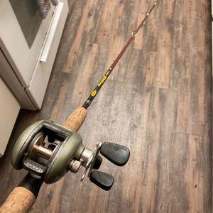 Berkeley Cherrywood Fishing Combo for Sale in Carlsbad, CA
