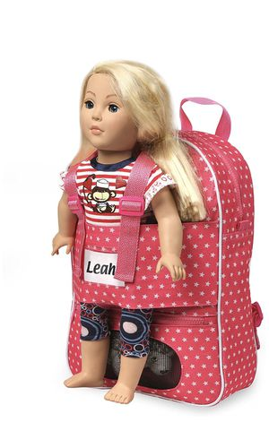 Doll travel backpack pink for Sale in Menifee, CA