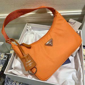 Prada Nylon Bag Orange for Sale in Beverly Hills, CA