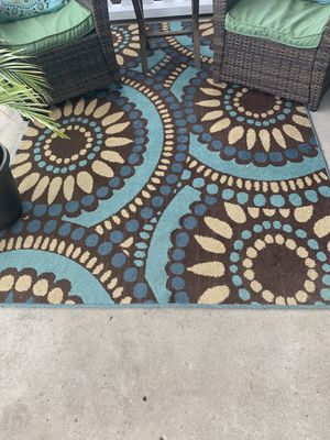 Indoor / outdoor rugs for Sale in Harmony, PA