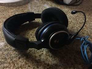 Blue Turtle Beach Headset PX4 for Sale in Apple Valley, CA