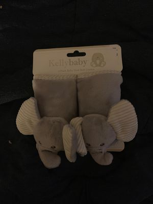 Kelly baby seat belt covers for Sale in Nipomo, CA