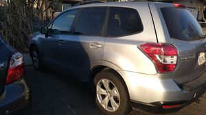2015 Subaru Forester all-wheel drive all-wheel drive 6 speed stick shift for Sale in Modesto, CA