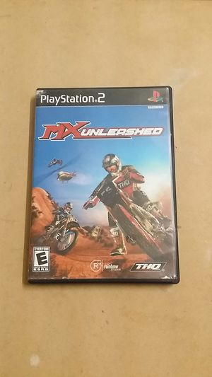 Mx Unleashed, PS2 for Sale in El Cajon, CA