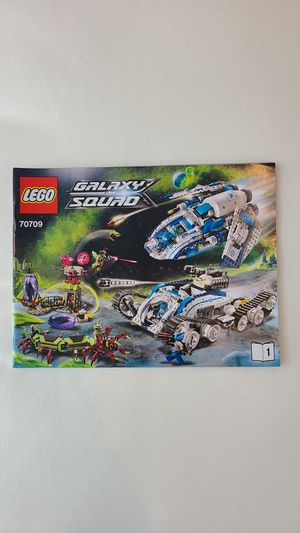 70709, Galactic Titan, LEGO® Galaxy Squad for Sale in Irvine, CA