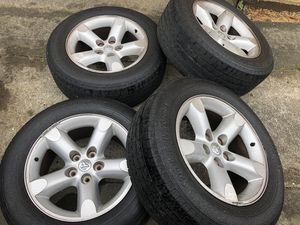 Dodge ram rims for 6 lug for Sale in Vallejo, CA