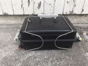 Portable camping grill for Sale in Steilacoom, WA