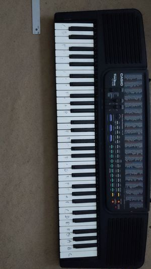 Keyboard (Casio CT-636) for Sale in Tyler, TX