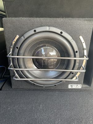 Memphis Audio 10in Subwoofer for Sale in Los Angeles, CA