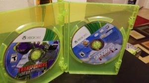 Transformer and snoopy game (Xbox 360) for Sale in Austin, TX