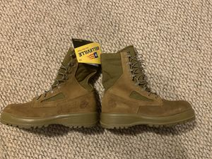 Brand new belleville usmc 590 hot weather boots for Sale in Woodridge, IL