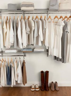 New!! Rubbermaid configuration closet kit, organizer, closet organizer for Sale in Phoenix, AZ