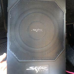 150w Skar Audio Powered Subwoofer for Sale in Cerritos, CA