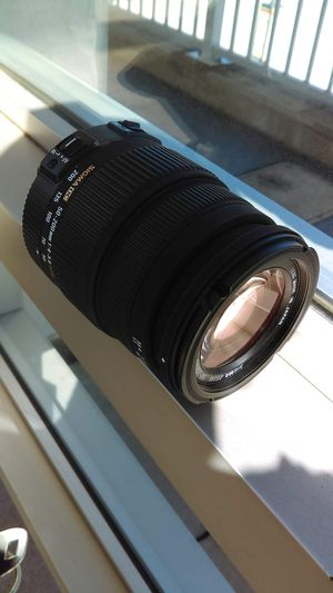 Sigma 50-200mm f/4.0-5.6 DC IF SLD Optical Stabilized (OS) camera Lens for Sale in Richardson, TX