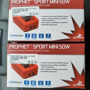 Prophet Sport Mini Battery Chargers for Sale in Streamwood, IL
