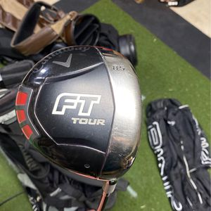 Free Callaway FT Tour 8.5 Driver With Grafalloy ProLaunch Axis 60X for Sale in Issaquah, WA