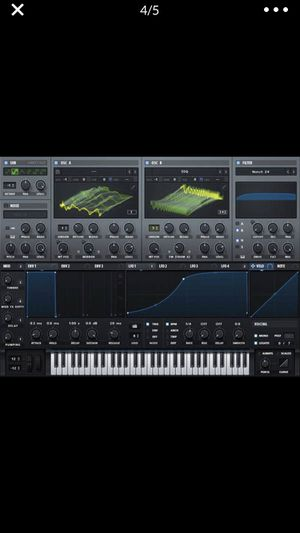 Serum Synthesizer VST EMAIL for Sale in South Brunswick Township, NJ