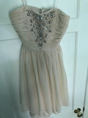 Light Pink/Peach Formal Dress for Sale in Sterling, VA