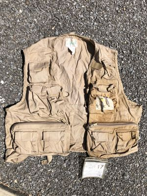 Fishing vest for Sale in Pittsburgh, PA