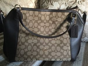 Coach Signature Shoulder Bag New w/ tags for Sale in Pittsburg, CA