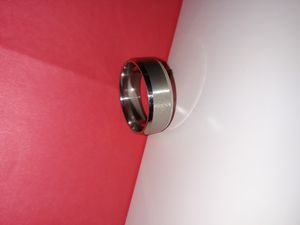 Stainless Steel Men's Wedding Ring, Size 11. for Sale in Dallas, TX