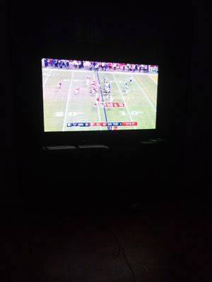 52 inch flat. Panasonic TV for Sale in St. Louis, MO