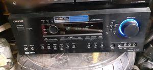 ONKYO TX-SR602 AV RECIEVER for Sale in Brandon, FL
