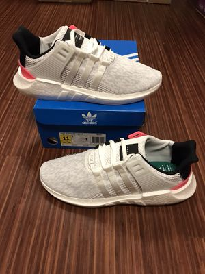 """Adidas EQT Support 93/17 """"White Turbo"""" DS Size: 11 for Sale in Boston, MA"""