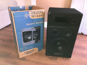 Digital Pro Audio Speaker system for Sale in Stockton, CA