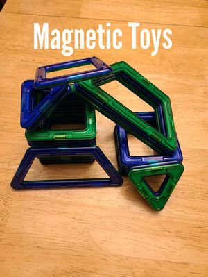 Kids Magnetic Connecting Blocks for Sale in Albuquerque, NM