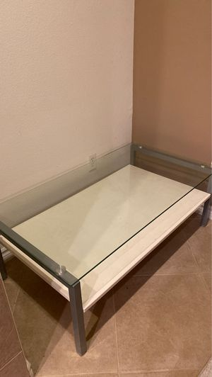 Modern coffee table for Sale in Irvine, CA