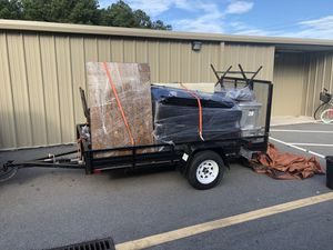 5x10 Utility Trailer for Sale in East Haven, CT