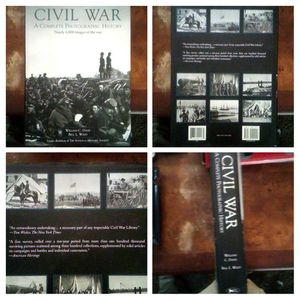 CIVIL WAR: A Complete Photographic History : Nearly 4000 Images of the War. for Sale in Mount Vernon, IN