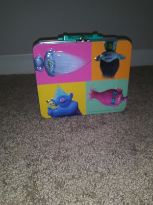 Trolls Lunch Box for Sale in Conyers, GA