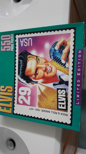 Elvis puzzle for Sale in Port St. Lucie, FL